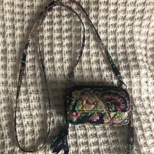 Vera Bradley Crossbody Wallet/Wristlet